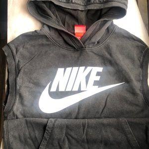 *Unisex* Nike sleeveless hoodie